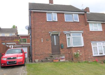 Thumbnail 3 bed semi-detached house to rent in Brambledown, Chatham