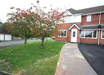 Thumbnail 3 bedroom semi-detached house for sale in Whitfield Road, Kidsgrove, Stoke-On-Trent
