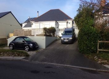 Thumbnail 4 bed bungalow to rent in Bodmin Hill, Lostwithiel