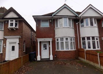 Thumbnail 3 bed semi-detached house for sale in Pendragon Roa, Perry Barr