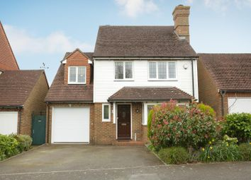 Cherry Orchard, Old Wives Lees, Canterbury CT4. 4 bed detached house for sale