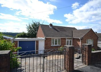 Thumbnail 2 bed detached bungalow to rent in Augustan Close, Caerleon, Newport