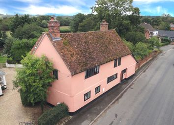Upper Street, Stratford St. Mary, Colchester CO7. 4 bed detached house for sale