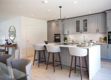 Thumbnail 3 bed semi-detached house for sale in The Old School House, Sandpit Hall Road, Chobham, Surrey
