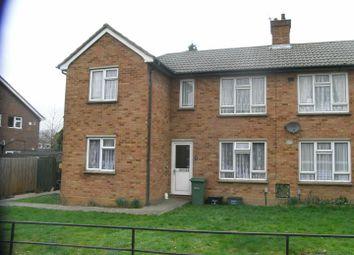 Thumbnail 1 bedroom maisonette to rent in Haseldine Road, London Colney, St.Albans
