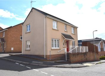 Thumbnail 3 bed detached house for sale in Mill Meadow, North Cornelly, Bridgend