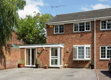 Thumbnail 3 bed semi-detached house for sale in Goldcrest Gardens, Southampton, Hampshire