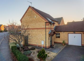 Thumbnail 3 bed detached house for sale in Laurel Road, Loughborough