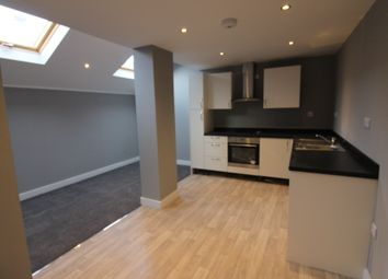 Thumbnail 1 bed flat to rent in New Basford, Nottingham