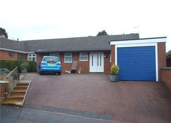 Thumbnail 3 bedroom semi-detached bungalow for sale in Welwyn Avenue, Allestree, Derby