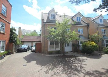 Thumbnail 5 bed detached house for sale in Septimus Drive, Myland, Colchester