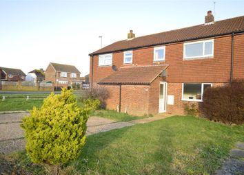 3 bed terraced house to rent in Woburn Way, Eastbourne, Ouu BN22