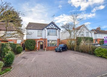 Thumbnail 4 bed detached house to rent in New Road, Broxbourne