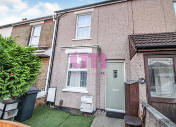 Thumbnail 2 bed terraced house for sale in Brooke Road, Grays