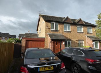 Thumbnail 3 bed semi-detached house to rent in Cotton Close, Abbeymead, Gloucester
