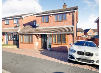3 bed detached house for sale in Polperro Way, Meir Park, Stoke-On-Trent ST3
