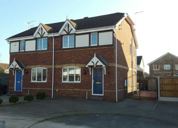Thumbnail 3 bed semi-detached house to rent in Granby Court, Armthorpe, Doncaster