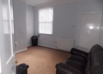 Thumbnail 3 bed terraced house to rent in Knighton Fields Road East, Leicester