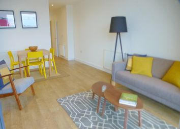 Thumbnail 2 bed flat to rent in Staith Court, 8 Nicholson Square, London