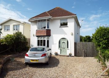 Thumbnail 3 bed detached house for sale in 48 Southgate Road, Southgate, Swansea