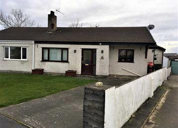Thumbnail 4 bed semi-detached house for sale in Gaerwen Uchaf, Gaerwen, Gaerwen