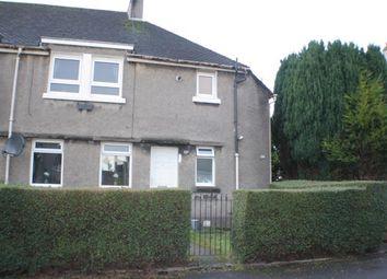 Thumbnail 1 bed flat to rent in Kirklandneuk Road, Renfrew
