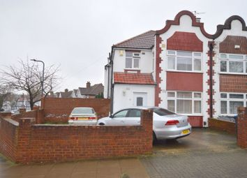Thumbnail 3 bed semi-detached house to rent in Regal Way, Kenton, Harrow