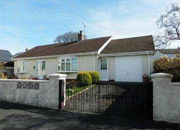 Thumbnail 3 bed detached bungalow for sale in Llwyncelyn, Aberaeron, Ceredigion