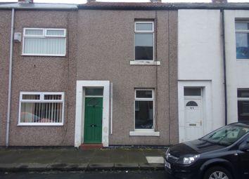 Thumbnail 2 bedroom terraced house for sale in Disraeli Street, Blyth