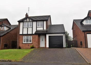 Thumbnail 3 bed detached house to rent in Coniston Drive, Cockermouth, Cumbria