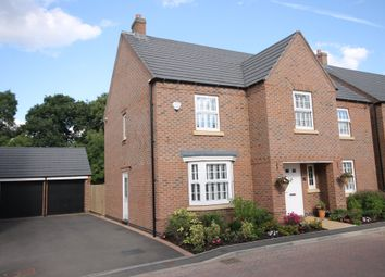 "Thumbnail 4 bedroom detached house for sale in ""Winstone"" at Forest Road, Burton-On-Trent"