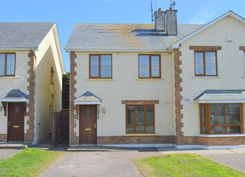 Thumbnail 3 bed semi-detached house for sale in 8 Portside, Rosslare Harbour, Rosslare, Wexford