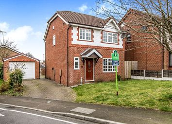 Thumbnail 3 bed detached house for sale in Quarry Pond Road, Worsley, Manchester
