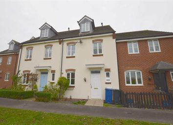 Thumbnail 4 bed terraced house for sale in Bloomfield Walk, Orsett, Essex