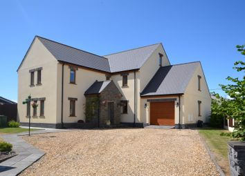 Thumbnail 6 bed detached house for sale in Clos Yr Afon, Kidwelly