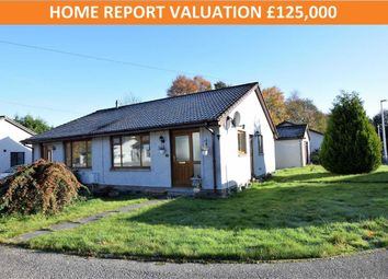 Thumbnail 2 bed semi-detached bungalow for sale in Braeface Park, Alness, Ross-Shire