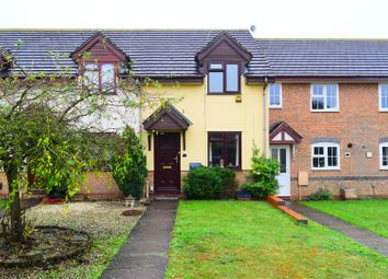 Thumbnail 2 bed terraced house for sale in The Weavers, East Hunsbury, Northampton