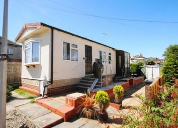 Thumbnail 1 bed mobile/park home for sale in Barnes Road, Bournemouth