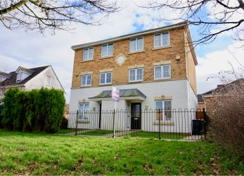 Thumbnail 3 bed semi-detached house for sale in Oceana Crescent, Basingstoke