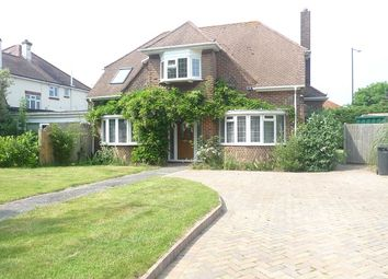 Thumbnail 4 bedroom detached house for sale in Carbery Avenue, Bournemouth