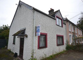 Thumbnail 2 bed cottage for sale in Glanawmor Close, Cenarth, Newcastle Emlyn