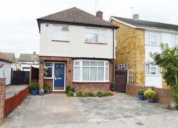 Thumbnail 3 bed detached house for sale in Forest Road, Romford