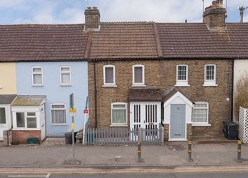 Thumbnail 2 bed terraced house for sale in West Barnes Lane, New Malden