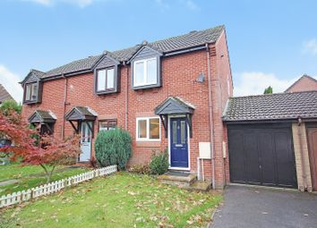 Thumbnail 2 bed semi-detached house to rent in Freesia Close, Warminster