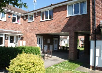 Thumbnail 2 bed terraced house for sale in Durlston Drive, Strensall, York