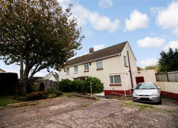 Thumbnail 4 bed semi-detached house for sale in Gould Road, Barnstaple