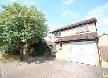 Thumbnail 4 bed detached house to rent in Abbotts Way, Bishops Stortford, Hertfordshire