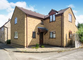 Thumbnail 3 bed detached house for sale in Pond Street, Great Gonerby, Grantham