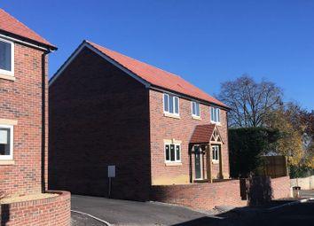 Thumbnail 4 bed detached house for sale in Westmoor Lane, Hambridge, Langport
