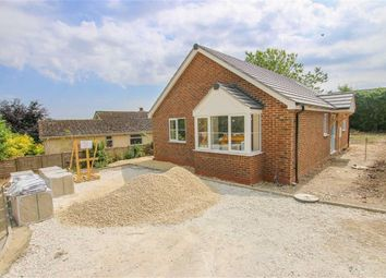 Thumbnail 3 bed bungalow for sale in Kirmond Road, Binbrook, Market Rasen, Lincolnshire